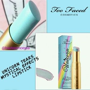 🦄Too Faced Unicorn Tears Mystical Effects lips